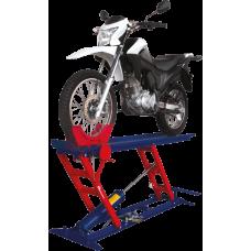 Elevador Pneumático para motos até 250Kg Metalcava EMCP-250