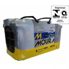 Bateria Automotiva MOURA 180ah M180 BD/BE