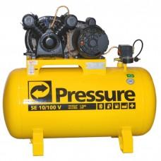 Compressor de ar 100 Litros 10 Pés PRESSURE SE10/100V 2HP