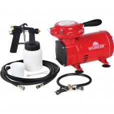 Compressor de Ar  Direto 1/3hp Worker - 371629