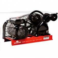 Compressor de Ar para Drenagem 2hp Worker 426067