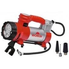 Compressor De Ar Direto 12v Multifuncional Worker 555398